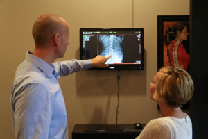chiropractic office xray